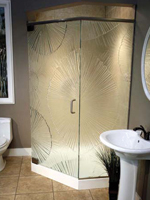 Swinging Shower Doors Sacramento